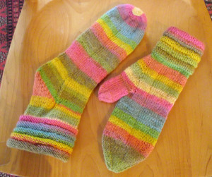Sock and Mitten